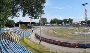 Stadion KS Apator, obecnie w Toruniu mecze żużlowe rozgrywane są na nowoczesnej Motoarenie / fot. PatAmFilm, CC-BY-SA-3.0