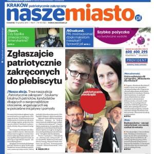 """""""Nasze miasto', 19 grudnia 2013 r."""