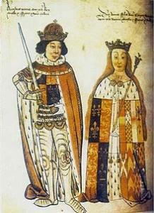 Ryszard III i Anna Neville
