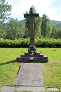 Cmentarz francuski w Narviku