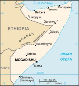 Półwysep somalijski