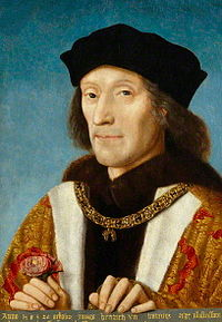 Henryk VII Tudor