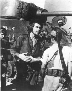 Guevara w roku 1958