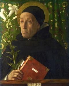 Św. Dominik de Guzmán pędzla Giovanniego Bellini