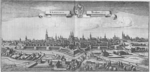 Wrocław w XVII w.