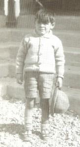 Mały Guevara. Zdjęcie wykonano w 1933 roku