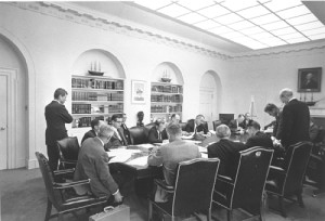 Administracja Kennedy'ego w czasie kryzysu kubańskiego