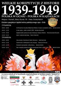 Wielkie Korepetycje z Historii - Poznań 2-3.04.2014 r.