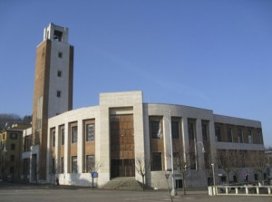 Budynek wybrany na muzeum Mussoliniego, fot. ANSA CC-BY-SA-3.0