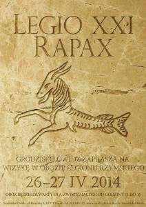 Legio XXI Rapax w Grodzisku