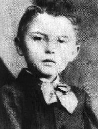 Kondrad Adenauer w młodości / zdjęcie z portalu http://www.muenster.de
