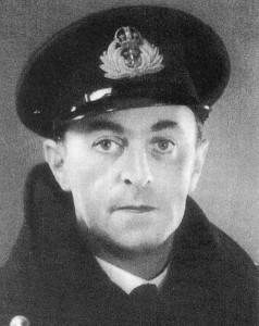 Komandor porucznik Ewen Montagu