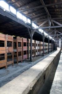 Baraki w Auschwitz, fot. Ealdgyth CC BY-SA 3.0