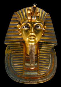 Maska Tutanchamona, fot. MykReeve, CC BY-SA 3.0