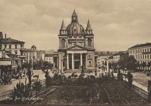 Plac Św. Aleksandra