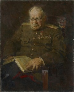 Portret Burdenko 1943, Galeria Trzeciakowska CC BY-SA 3.0