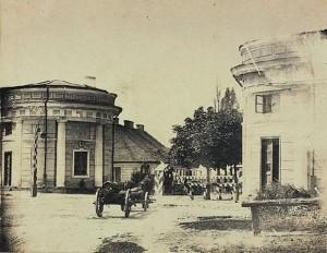 Ulica Jerozolimska 1858