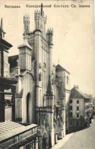 Warszawska świątynia