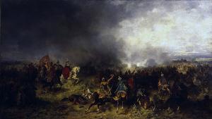Józef Brandt – Bitwa pod Chocimiem