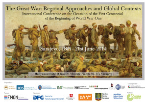 Plakat konferencji, http://konferencija2014.com.ba/
