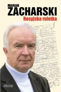 Marian Zacharski na okładce książki swojego autorstwa