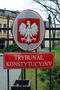 Trybunal Konstytucyjny RP / fot. Lukas Plewnia, CC-BY-SA-3.0