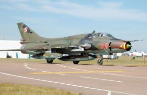 Su-22 Sił Powietrznych RP