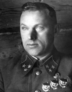 Marszałek Konstanty Rokossowski