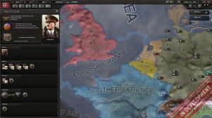 Screen z gry Hearts of Iron 4, http://www.gry-online.pl/S055.asp?ID=287262