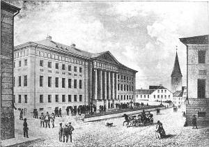 Uniwersytet dorpacki w 1860 roku