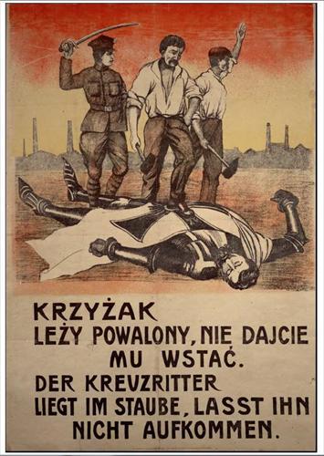 Propaganda Polski I Niemiec W Okresie Powstań śląskich 1919