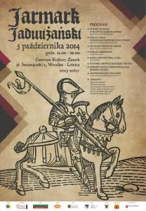 Jarmark Jadwiżański na Zamku w Leśnicy 2014
