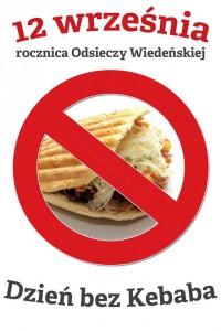 Dzień bez kebaba w rocznicę wiedeńskiej wiktorii. Apel Młodzieży Wszechpolskiej