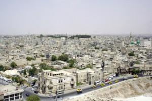 Aleppo - w takim stanie już tylko na fotografiach, fot. Bartez CC BY-SA 3.0