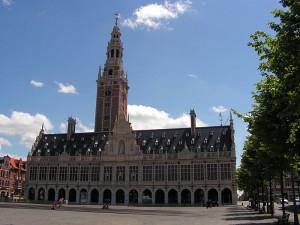 Leuven-University-Library