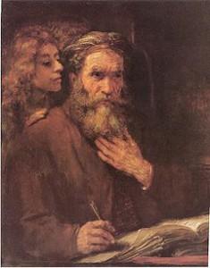 Mateusz Ewangelista