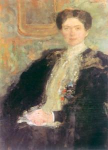 Olga_Boznańska_1903-1905_Zofia_Kirkor_Kiedroniowa