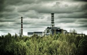 Widok na Czarnobyl, Ben Fairless CC BY 2.0
