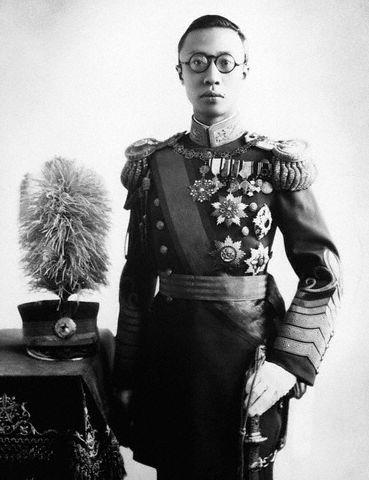 Emperor Henry Pu Yi, Puppet Monarch