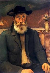 SlewinskiWladyslaw.AutoportretWBretonskimKapeluszu.1912.ws