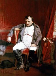 Napoleon po Waterloo
