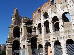 Fasada Koloseum