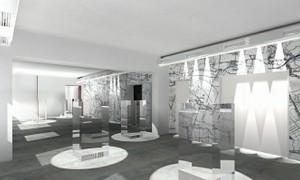 Wizualizacja Muzeum Żołnierzy Wyklętych