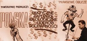 Propaganda władz komunistycznych z lat 1981 – 1983