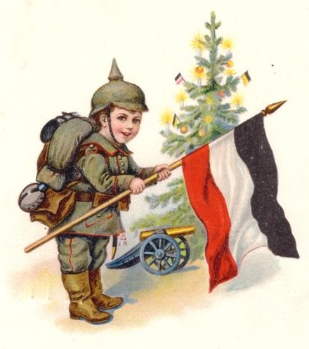 Weihnachten Erster Weltkrieg