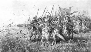 Pochod Chmielnickiego z Tuhaj Bejem