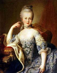 Maria Antonina, 1767