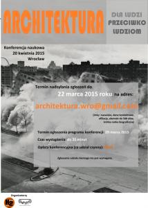 Architektura dla ludzi przeciwko ludziom