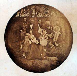Najstarsza portretowa fotografia