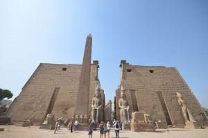 Świątynia Luksorska / fot. Omar Shawki, CC-BY-SA 3.0